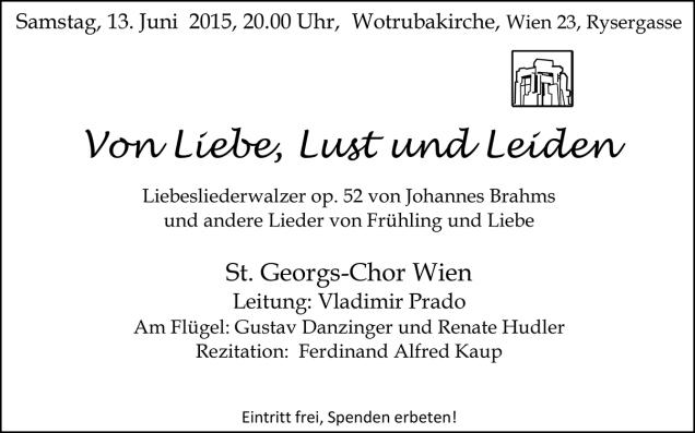 Einladung Sommerkonzert 2015