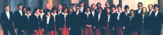 St. Georgs-Chor Wien 1985