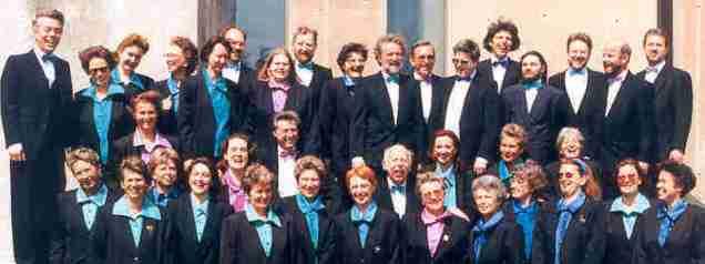 St. Georgs-Chor Wien 1993