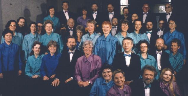 St. Georgs-Chor Wien 1997